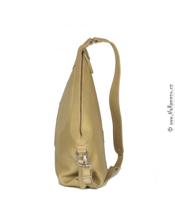 Sling bag batoh Layla Innocent crossbody od Aunts and Uncles žlutý