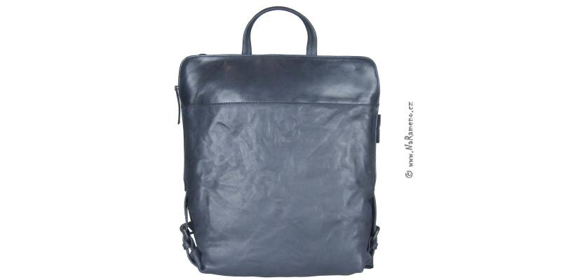 Velký batoh / kabelka v jednom Aunts and Uncles Mrs.Pear Pie tmavě modrá