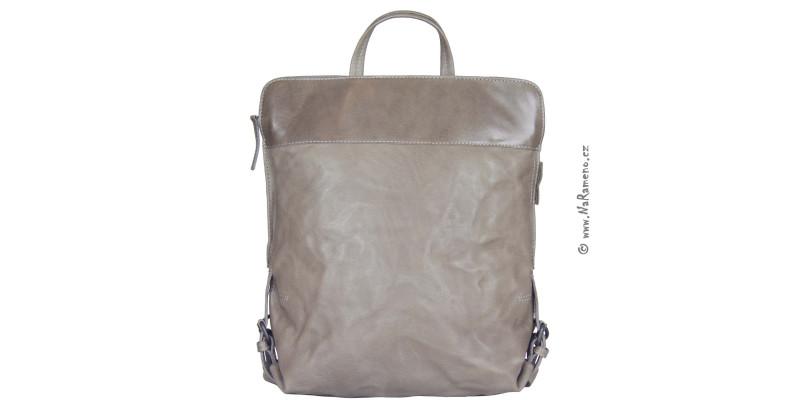 Velká dámská kabelka a batoh v jednom Aunts and Uncles Mrs.Pear Pie šedá