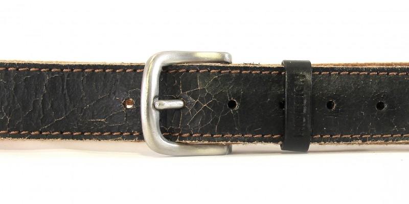 Neformální pásek HIDESIGN s litou sponou ZINC-ZINC dvoubarevný