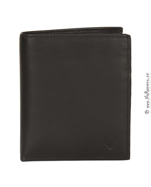 Černá pánská peněženka HIDESIGN na hodně karet 015